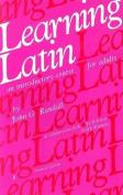 Learning Latin