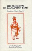 The Mathnawi of Jalalu'ddin Rumi