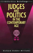 Judges and Politics in the Contemporary Age