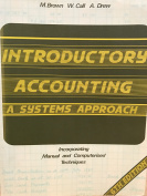 Introductory Accounting : System Approach