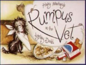 Hairy Maclary's Rumpus at the Vet [Board book]