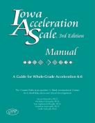 Iowa Acceleration Scale Manual