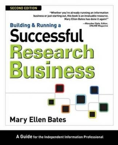 Building and Running a Successful Research Business: A Guide for the