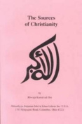 Sources of Christianity