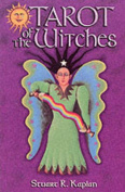 The Tarot of the Witches Book