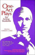 One-act Plays for Acting Students