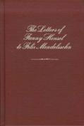 Letters of Fanny Hensel To Felix Mendelssohn