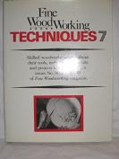 """Fine Woodworking"" Techniques"