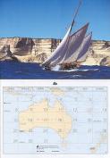 Seven Seas Calendar 2011: 2011