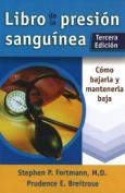 Blood Pressure Book  / Libro de La Presion Sanguinea