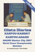 Elista Diaries