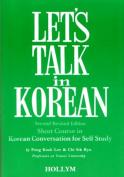 Let's Talk In Korean