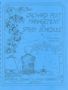 Orchard Pest Management and Spray Schedule