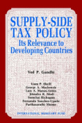 Supply Side Tax Policy