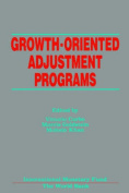 Growth-Orientated Adjustment Programs
