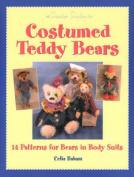 Costumed Teddy Bears