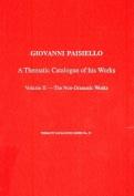 Giovanni Paisiello (1740-1816)
