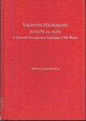 Valentin Haussmann (1565/70-ca. 1614)
