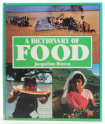 A Dictionary of Food