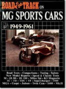 """""""Road & Track"""" on MG Sports Cars, 1949-61"""