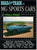 """""""Road & Track"""" on MG Sports Cars, 1962-80"""