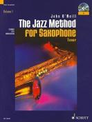 The Jazz Method for Saxophone, Volume 1