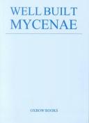 Well Built Mycenae, Fascicule 27