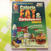 Calorie, Fat and Carbohydrate Counter