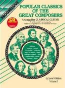 Popular Classics Vol 3 Bk/CD