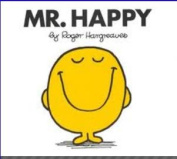 Mr Happy - Mini Books