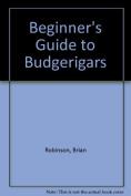 Beginner's Guide to Budgerigars