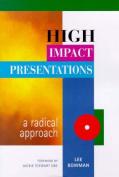 High Impact Presentations
