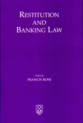 Restitution and Banking Law