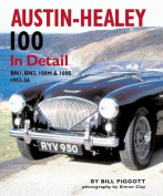 Austin-Healey 100 in Detail