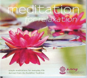 Meditation for Relaxation (Audio) [Audio]