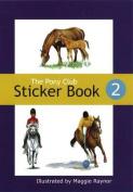 The Pony Club Sticker Book