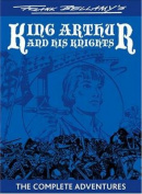 "Frank Bellamy's ""King Arthur and His Knights"""
