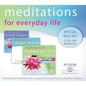 Meditations for Everyday Life (Audio 3 CDs) [Audio]