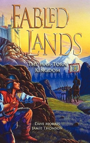 Fabled Lands 1: The War-Torn Kingdom by Dave Morris.