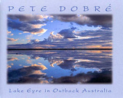 Lake Eyre in Outback Australia