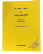 Special Topics to Trial Balance