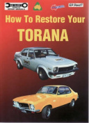 How to Restore Your Torana
