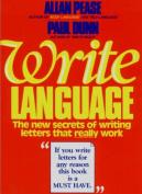 Write Language
