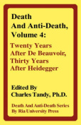Death And Anti-Death, Volume 4