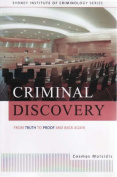 Criminal Discovery
