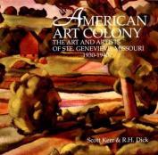 An American Art Colony