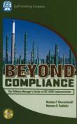 Beyond Compliance