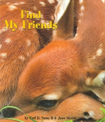 Find My Friends [Board Book]
