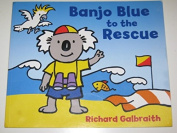 Banjo Blue to the Rescue