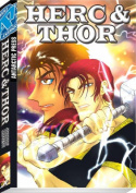 Herc and Thor Pocket Manga